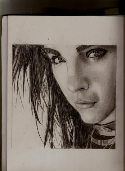 Bill Kaulitz by StephanieP